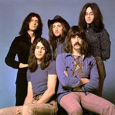 Deep Purple lyrics