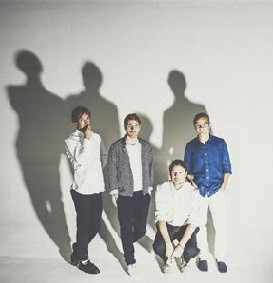 Django Django lyrics