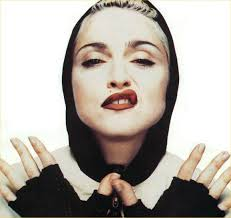 Madonna music lyrics