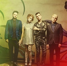Neon Trees lyrics