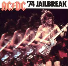AC/DC - 74 Jailbreak lyrics