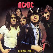 AC/DC - Highway To Hell lyrics