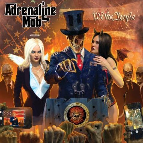 Adrenaline Mob - Blind leading blind lyrics
