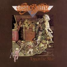 Aerosmith - Toys In The Attic album lyrics
