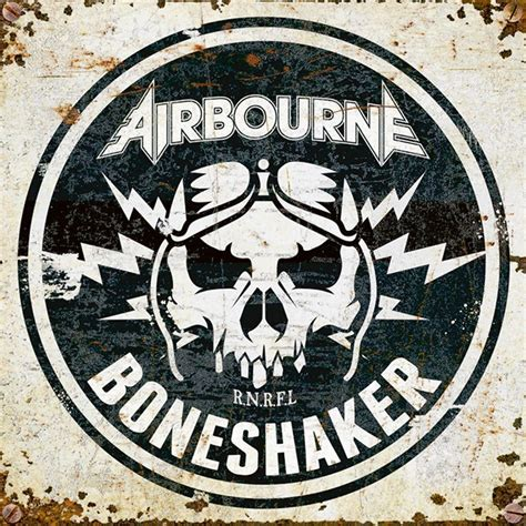 Airbourne - Boneshaker music lyrics