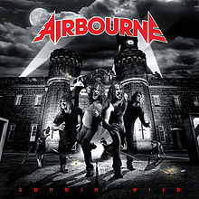 Airbourne - Runnin wild Lyrics