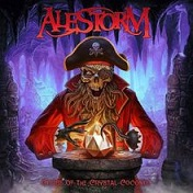 Alestorm - Curse of the crystal coconut lyrics