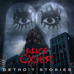 Alice Cooper - Detroit Stories album lyrics