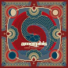 Amorphis - Under the red cloud album lyrics