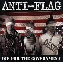 Anti-Flag - Die for the government lyrics