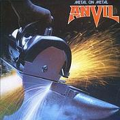 Anvil - Metal on metal lyrics