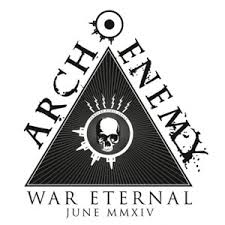 Arch Enemy - War eternal lyrics