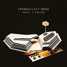 Arctic Monkeys - Tranquility base hotel & casino lyrics
