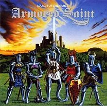 Armored Saint - March of the saint lyrics