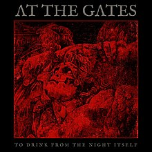 At The Gates - To drink from the night itself lyrics