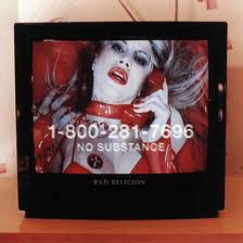 Bad Religion No Substance lyrics