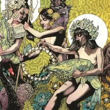 Baroness - Yellow & green Lyrics