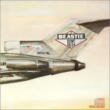 Beastie Boys - Licensed To Ill lyrics