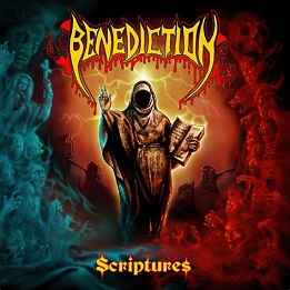 Benediction Rabid carnality lyrics