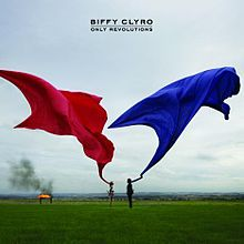 Biffy Clyro - Only revolutions lyrics