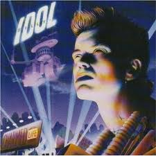 Billy Idol - Pumping On Steel lyrics