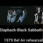 Black Sabbath - Slapback lyrics