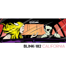 Blink 182 - California lyrics