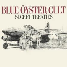 Blue Oyster Cult - Secret Treaties lyrics