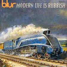 Blur - Modern Life Is Rubbish lyrics