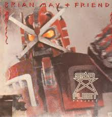 Brian May - Star Fleet Project lyrics