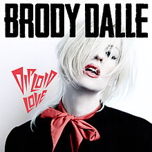 Brody Dalle - Blood in gutters lyrics