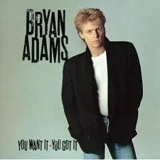 Bryan Adams lyrics