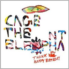 Cage The Elephant - Sabertooth tiger lyrics