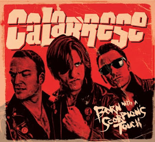 Calabrese - Born with a scorpions touch lyrics