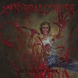 Cannibal Corpse - Red before black lyrics