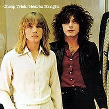 Cheap Trick - Heaven tonight lyrics
