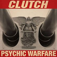 Clutch - Psychic warfare lyrics