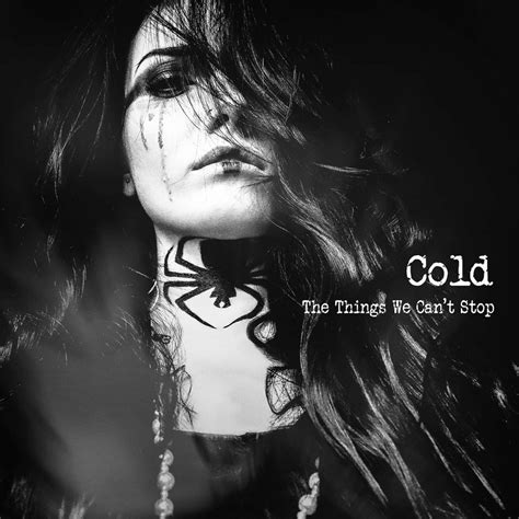 Cold - The things we cant stop lyrics