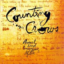Counting Crows - August And Everything After lyrics