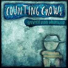 Counting Crows - Somewhere under wonderland lyrics