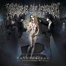 Cradle Of Filth - Death and the maiden lyrics