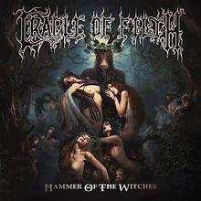 Cradle Of Filth - Deflowering the maidenhead, displeasuring the goddes lyrics