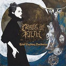 Cradle Of Filth - Unbridled at dusk lyrics