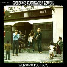 Creedence Clearwater Revival - Feelin Blue lyrics