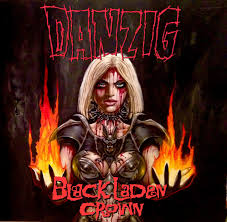 Danzig - Black laden crown lyrics