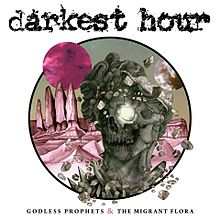 Darkest Hour - Godless prophets & the migrant flora lyrics