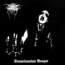 Darkthrone - Transilvanian hunger Lyrics