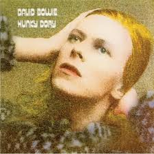 David Bowie - Hunky Dory lyrics