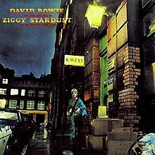 David Bowie - The rise and fall of ziggy stardust and the spiders from mars lyrics