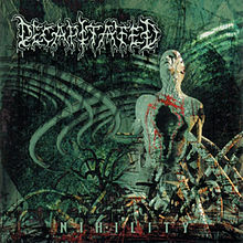 Decapitated - Nihility lyrics